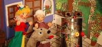 Friedburger Puppenbühne - Kasperl und die klappernde Mülltonne