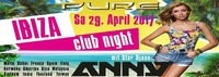 PURE Ibiza Club Night