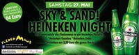 Sky & Sand Heineken Night