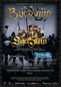Bucovina, Lagerstein, Ymyrgar & support at Viper Room Vienna