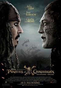 Pirates of the Caribbean 5 - OÖ Premiere im IMAX