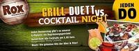 GrillDUETT vs Cocktail Night
