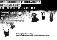 Wien`s Underground Flohmarkt & Designmarkt