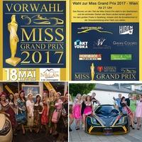 Miss Grand Prix 2017 - Wien