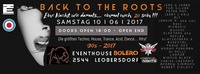 Back to the Roots & Fett im Hof - Festival - open air & indoor