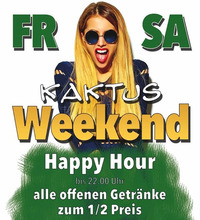 Kaktus Weekend