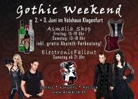 Gothic Weekend Kärnten@VolXhaus - Klagenfurt