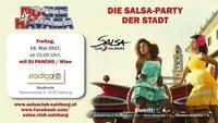 Noche Havana - 19.5.2017 - die Salsa Party der Stadt@Stadtcafe Salzburg