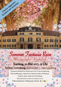 Märchenhafter Kinderball@Schloss Laxenburg