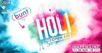 HOLI Festival der Farben Linz 2017