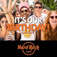 It's Our Birthday - Geburtstagsparty im Hard Rock Cafe Vienna