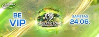Be VIP on Electric Love 2017 / empire