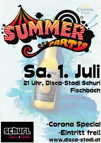 Summer Party@Disco-Stadl Schurl