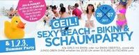 Geil!!!sexy Beach - Bikini & Schaum Party!