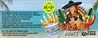 BEACH PARTY powered by Corona