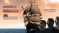 Donauwelle-2YearsTanzPiraten Special w/ Marc Houle