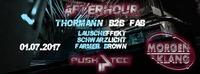 MorgenKlang & push4TeC presents Special Edition Afterhour