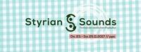 Styrian Sounds 2017 - Festival der steirischen Popkultur