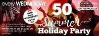 50 Cent Summer Holiday Party!