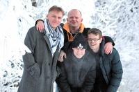 Edi Jäger & the godfathers of advent: Schnöde Bescherung