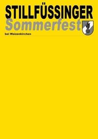 Stillfüssinger Sommerfest