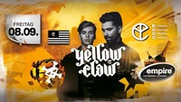 Yellow Claw live!