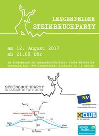 Steinbruchparty Lengenfeld@Steinbruch Lengenfeld