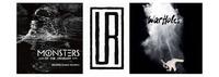 Ultima Radio / Monsters Of The Ordinary / Warholes