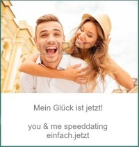 you & me Speeddating 38-53 Jahre