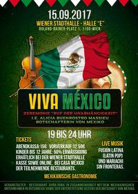 VIVA México! - Fiesta Independencia