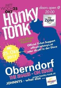 Honky Tonk Live Musik Festival im Johnnys