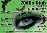 2000s Club: Uni-Start!