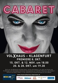 Cabaret - Das Musical Spieltag 3