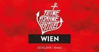 Feine Sahne Fischfilet - Wien - Arena