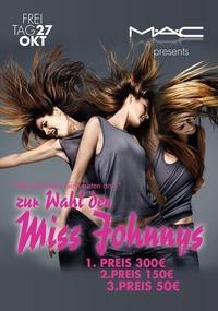 Wahl zur Miss Johnnys 2017 // MEGA EVENT
