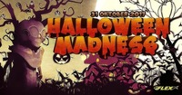 HALLOWEEN MADNESS mit NeuroKontrol & LsDirty