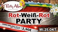 Rot Weiss Rot PARTY