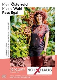Pass egal Wahl - VolXhaus Klagenfurt