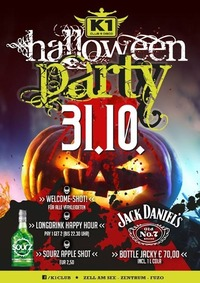 ∆ Halloween - Party ∆ at K1 Club Zell am See