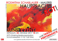 Roswitha Schablauer Hauptsache Rot