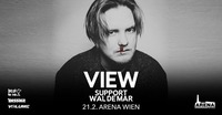VIEW / WAL De MAR@Arena Wien