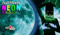Full moon-Neon-CLUBBING - FOTOBOX