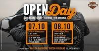 Open Day Harley Bozen@Messe Bozen