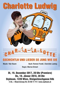 Charlotte Ludwig mit