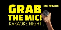 GRAB THE MIC! (Karaoke Night)@Weberknecht