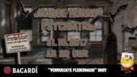 Orange Horror Psychiatrie - Halloween ab 20 Uhr