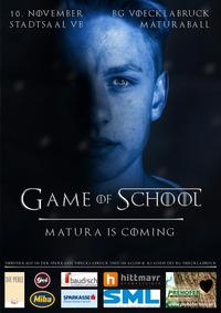 Game of Schools - Maturaball BG Vöcklabruck