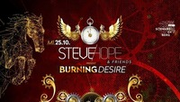 Steve Hope & Friends - Burning Desire