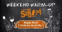 Weekend Warm-Up@Hotel Schani