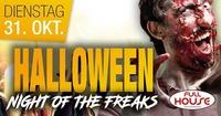 Halloween- the Night of Freaks